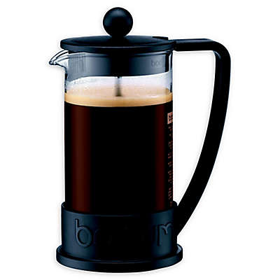 Bodum® Brazil French Press Coffee Maker in Black