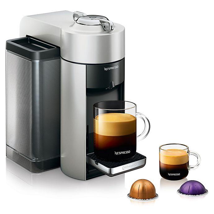 Alternate image 1 for Nespresso® by De'Longhi Evoluo Coffee and Espresso Maker