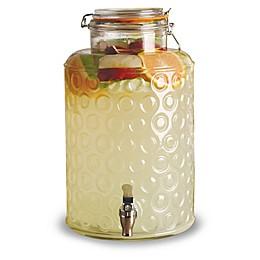 Circleware Circle 320 oz. Beverage Dispenser with Hermetic Lid