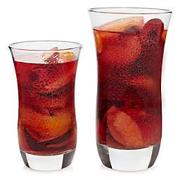 Libbey® Glass Martello 16-Piece Drinkware Set in Clear