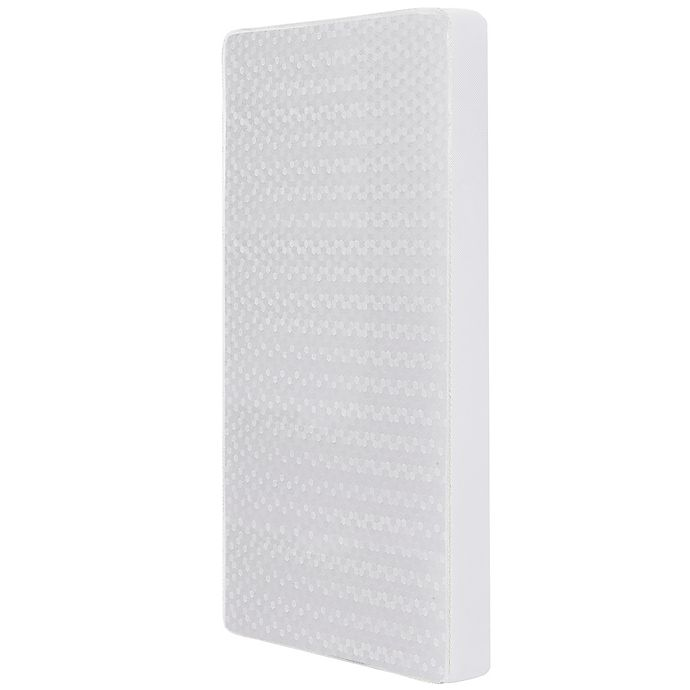 huge selection of b8ac7 6fc6d Dream On Me Breathable Orthopedic Firm Foam Crib Mattress in White