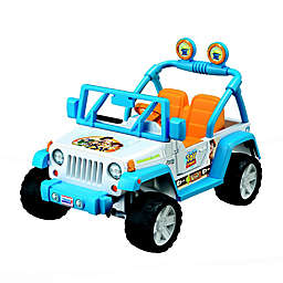 Fisher-Price® Power Wheels® Disney® Pixar Toy Story Jeep® Wrangler