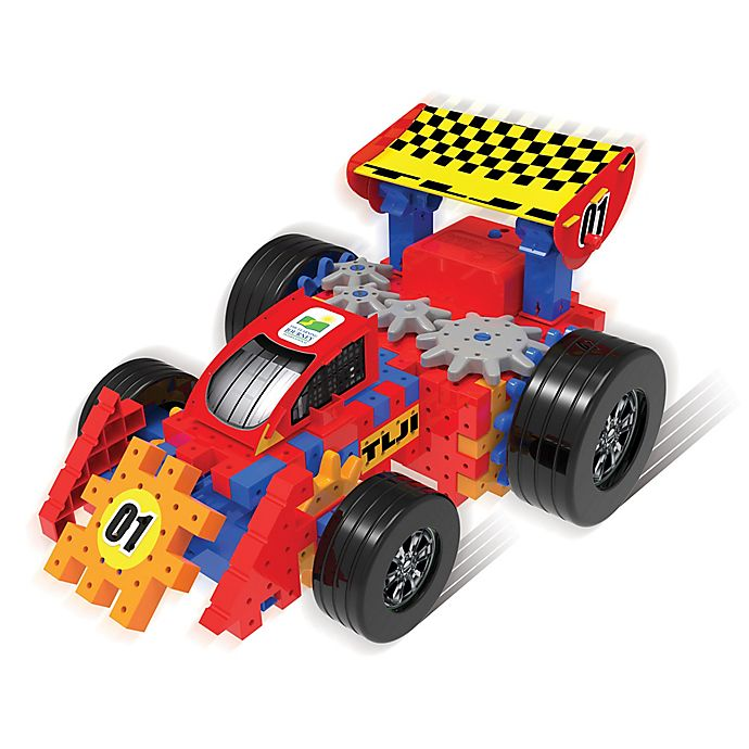 Alternate image 1 for The Learning Journey Techno Kids Rockin Racecar Kit