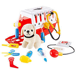 Hey! Play! Kid's Veterinary Playset