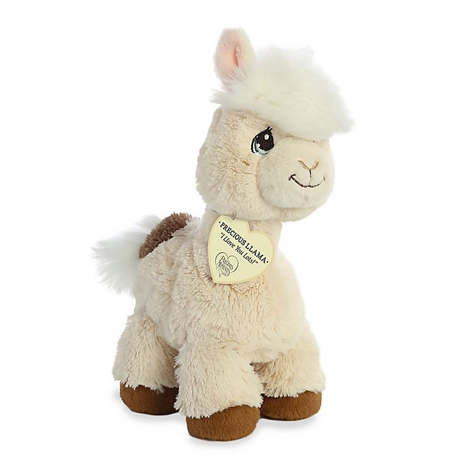 Alternate image 1 for Aurora World® Precious Llama Plush Toy