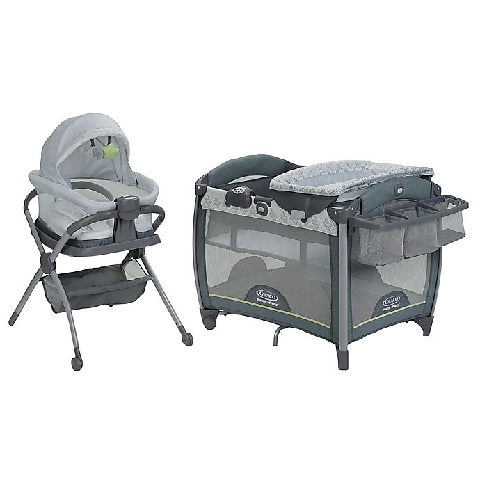 Alternate image 1 for Graco® Pack 'n Play® Day2Dream™ Playard in Sterling