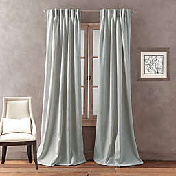 Peri Home Dayna Solid Pinch Pleat Window Curtain Panel