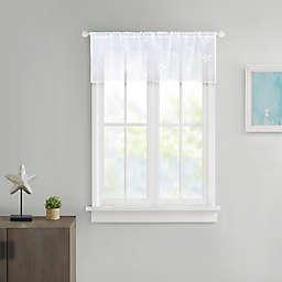 Saint Thomas Window Valance in White