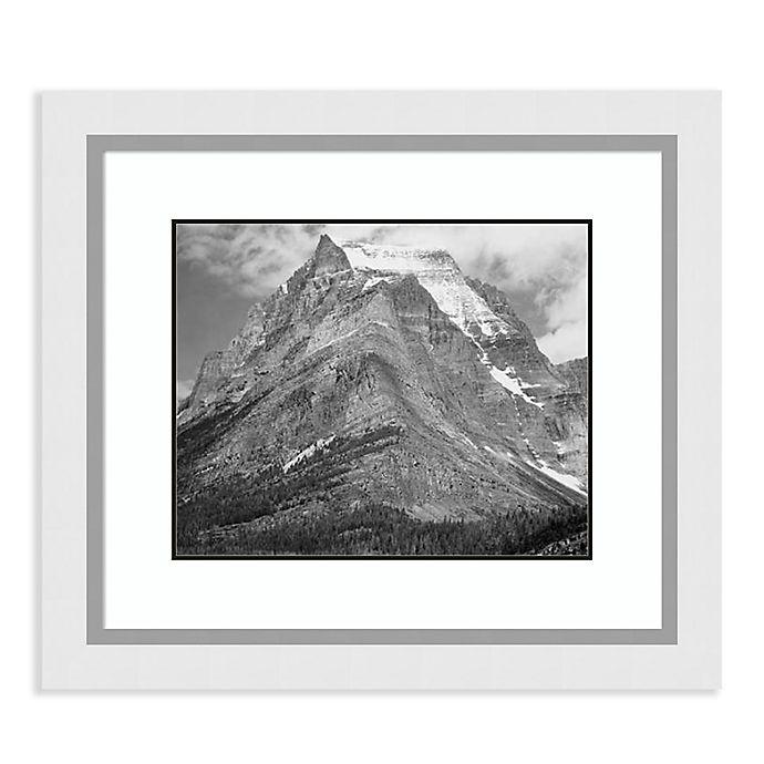 Alternate image 1 for Amanti Art Going-to-the-Sun Mountain,MT Framed Art Print
