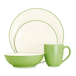 Noritake® Colorwave Coupe 4-Piece Place Setting in Apple