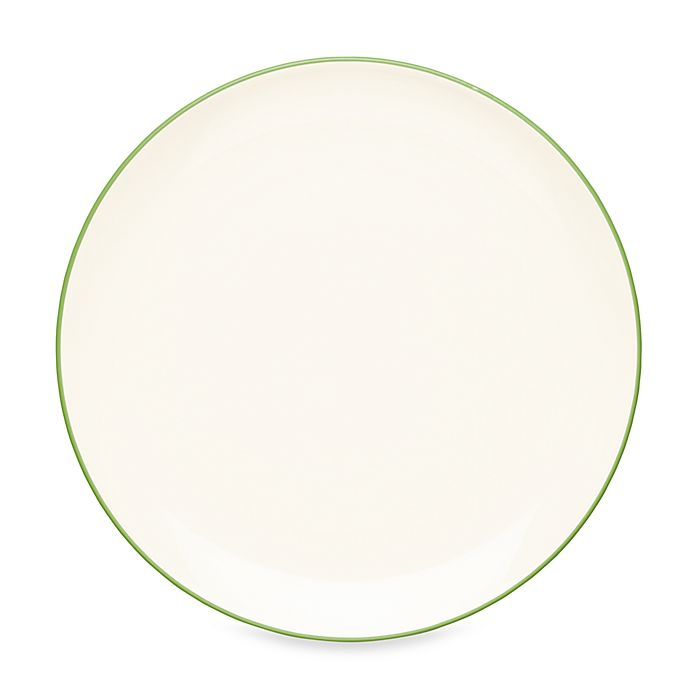 Alternate image 1 for Noritake® Colorwave Coupe Dinner Plate in Green Apple