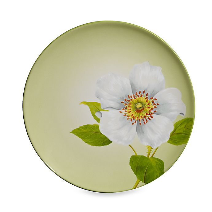 Alternate image 1 for Noritake® Colorwave Floral Accent Plate in Apple