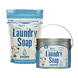 B & N All-Natural™ Fragrance-Free Goat Milk Laundry Soap