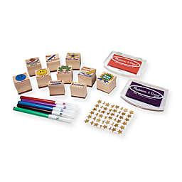 Melissa & Doug® Classroom Stamp Set