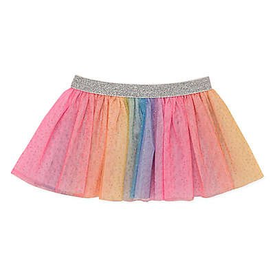 Baby Starters® Size 12M Foil Tutu Skirt in Rainbow