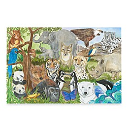 Melissa & Doug® Endangered Species 48-Piece Floor Puzzle