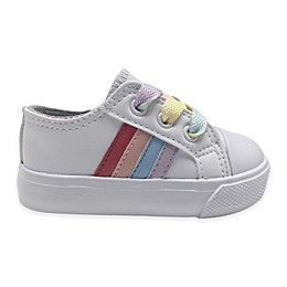 Rainbow Casual Shoes in White