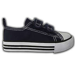 Strap Casual Shoes in Navy