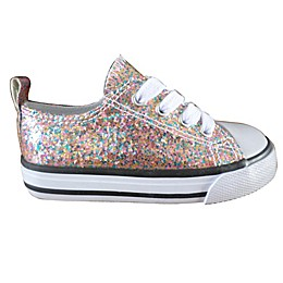 Girls Fashion Glitter Shoes in Multicolor