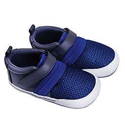 ro+me by Robeez® Jake Athletic Sneaker in Blue/Grey