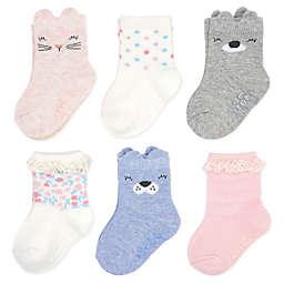 carter's® 6-Pack Character Socks