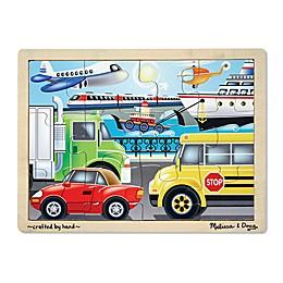 Melissa & Doug® On the Go Vehicles 12-Piece Jigsaw Puzzle