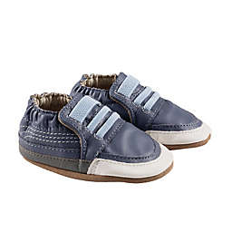 Robeez® Finley Soft Sole Sneaker-Style Shoes in Blue