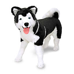 Melissa & Doug® Husky Dog Giant Stuffed Animal
