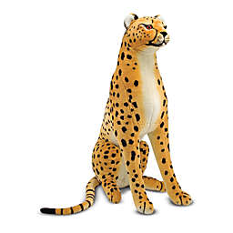 Melissa & Doug® Cheetah Stuffed Animal