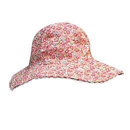 Toby Fairy™ Infant Floral/Eyelet Reversible Sun Hat