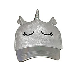 Toby Fairy™ Unicorn Baseball Cap in Grey