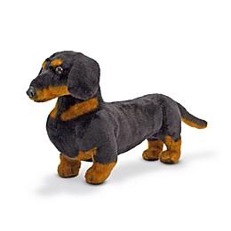Melissa & Doug® Dachshund Dog Stuffed Animal