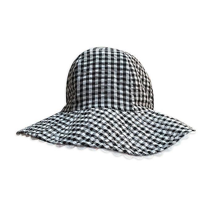 Alternate image 1 for Toby Fairy™ Cherries/Gingham Reversible Sun Hat