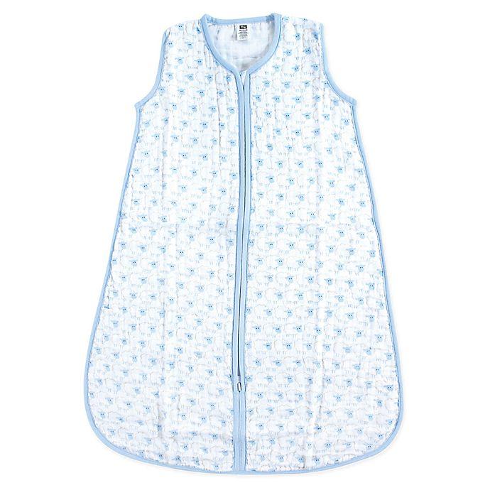 Alternate image 1 for Hudson Baby® Sheep Wearable Blanket in Blue
