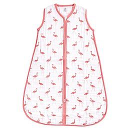 Yoga Sprout Flamingo Muslin Sleeping Bag