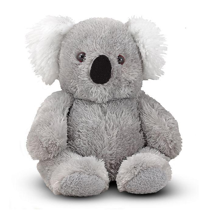 Alternate image 1 for Melissa & Doug® Sidney Koala Bear Stuffed Animal