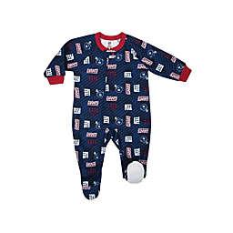 NFL Giants Blanket Sleeper