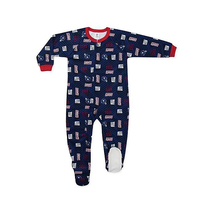 Alternate image 1 for NFL New York Giants Blanket Sleeper