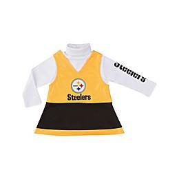 NFL Pittsburgh Steelers Girl's Jumper Set
