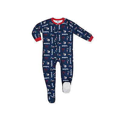 NFL New England Patriots Blanket Sleeper
