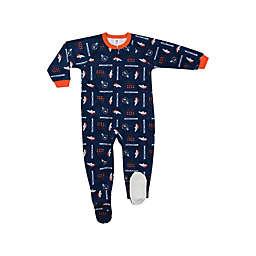 NFL Denver Broncos Blanket Sleeper