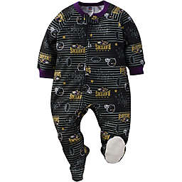 NFL Baltimore Ravens 18M Blanket Sleeper
