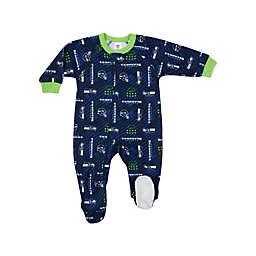 NFL® Seattle Seahawks Footie Sleepwear
