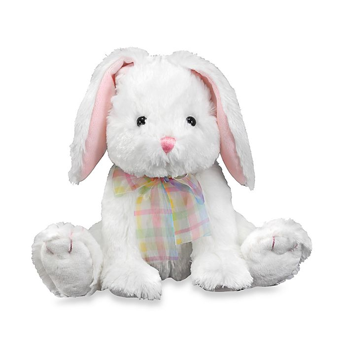Alternate image 1 for Melissa & Doug® Blossom Bunny Stuffed Animal