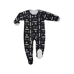 NFL® Las Vegas Raiders Footie Sleepwear