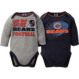 c481bafdc NFL® Chicago Bears 2-Pack Long Sleeve Bodysuit Set