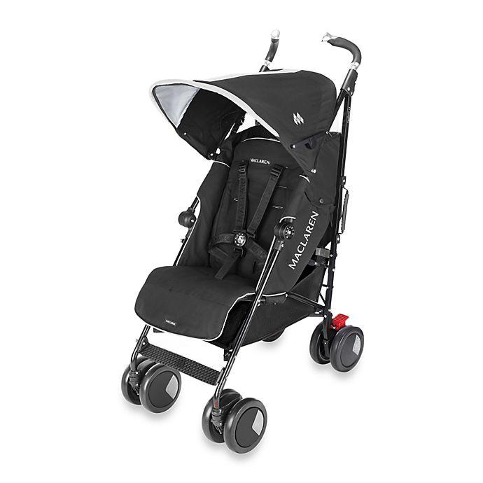 Alternate image 1 for Maclaren® Techno XT Stroller in Black