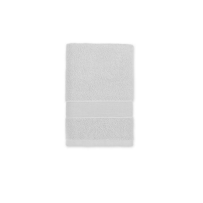 Alternate image 1 for Wamsutta® Classic Turkish Hand Towel in Silver