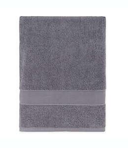 Toalla de baño de algodón turco Classic Wamsutta® en gris carbón