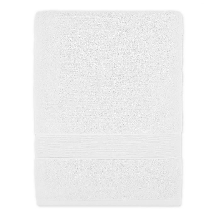 Alternate image 1 for Wamsutta® Classic Turkish Bath Sheet in White
